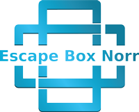 logotyp Escape Box Norr